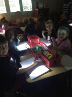 2nd Grade Flashlight Friday